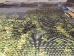 Épületháló - mesh, PVC háló #3